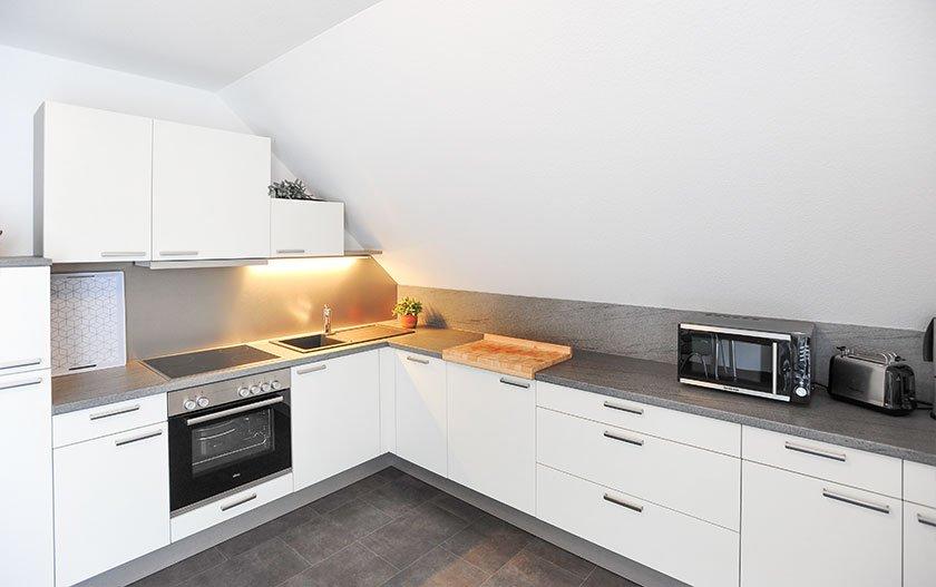 Ferienwohnung Küche Markkleeberg